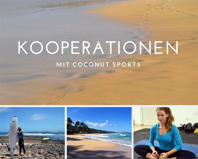 Kooperationen mit Coconut Sports