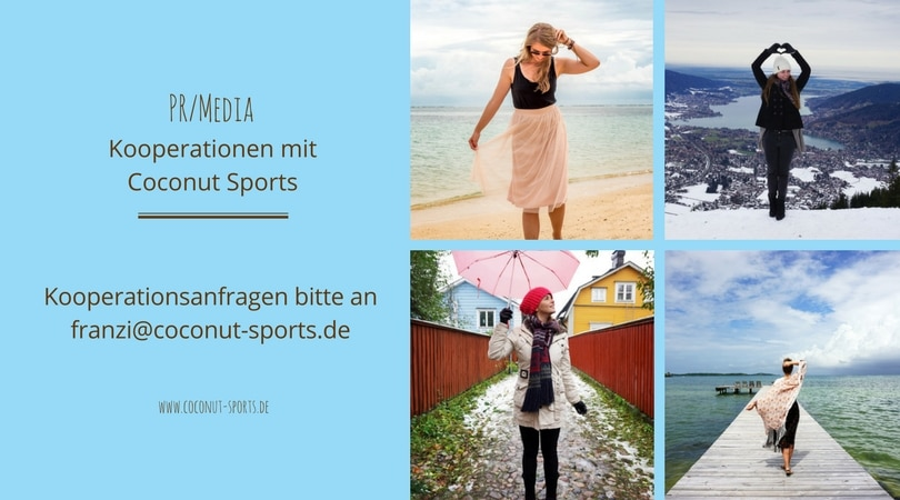 PR, Media und Kooperationen mit Coconut Sports