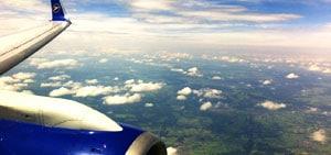 Flugzeug von Condor
