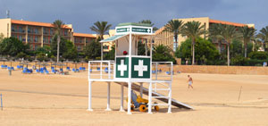 Lifeguard Caleta de Fuste