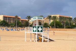 Fuerteventura Caleta de Fuste Strand
