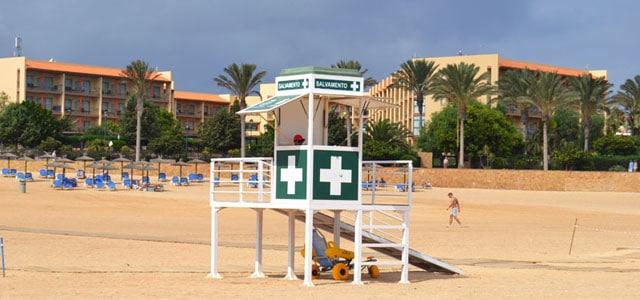 Strand von Caleta de Fuste
