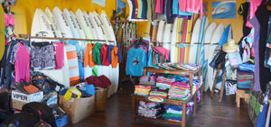 Northshore Surfshop in Lajares