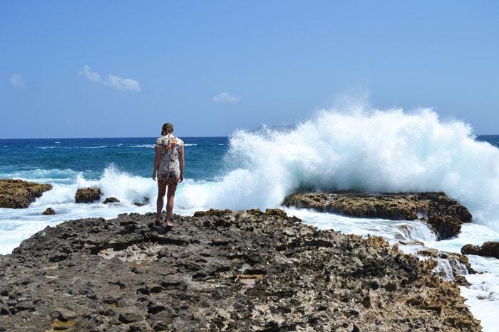 Pointe des Chateaux Guadeloupe
