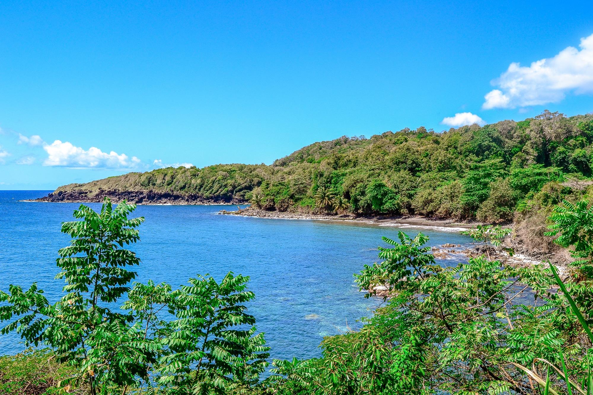 Guadeloupe Wanderung zur Grande Pointe