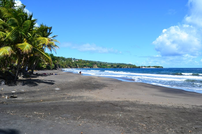 La Grande Anse Guadeloupe
