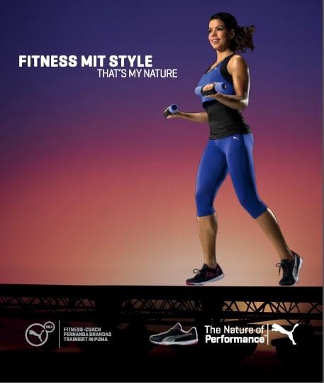 GINGA Workout by Fernanda Brandao
