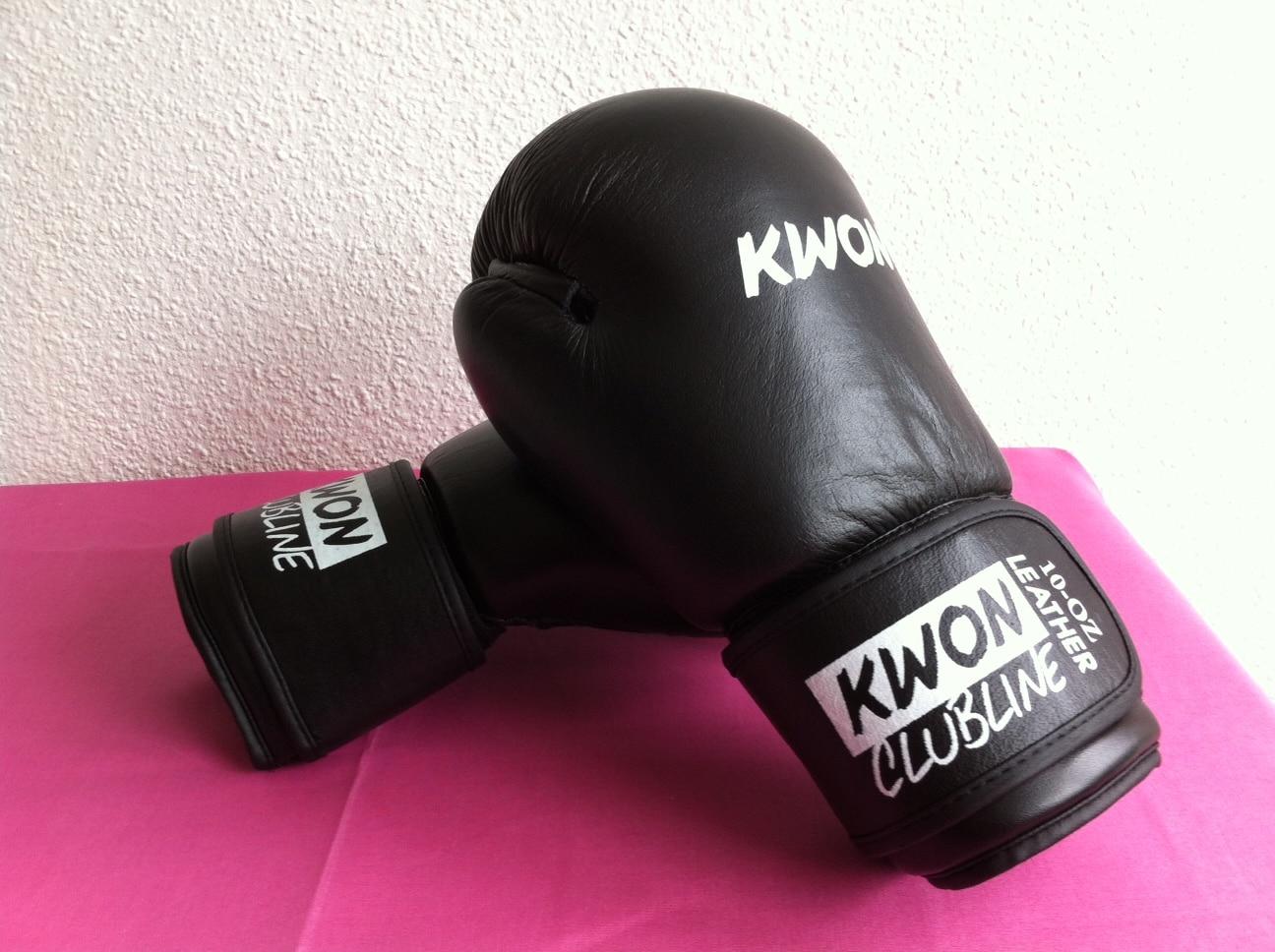 """Boxhandschuhe """"Clubline"""" von KWON"""