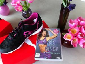 GINGA Fitness DVD von Fernanda Brandao