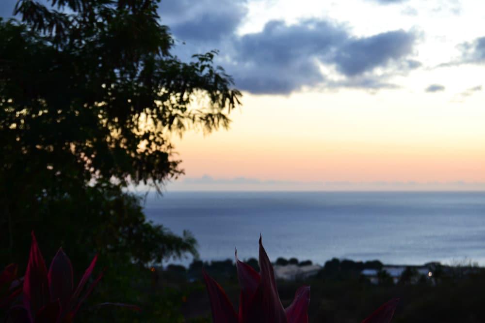 Sonnenuntergang auf Grande Terre Guadeloupe