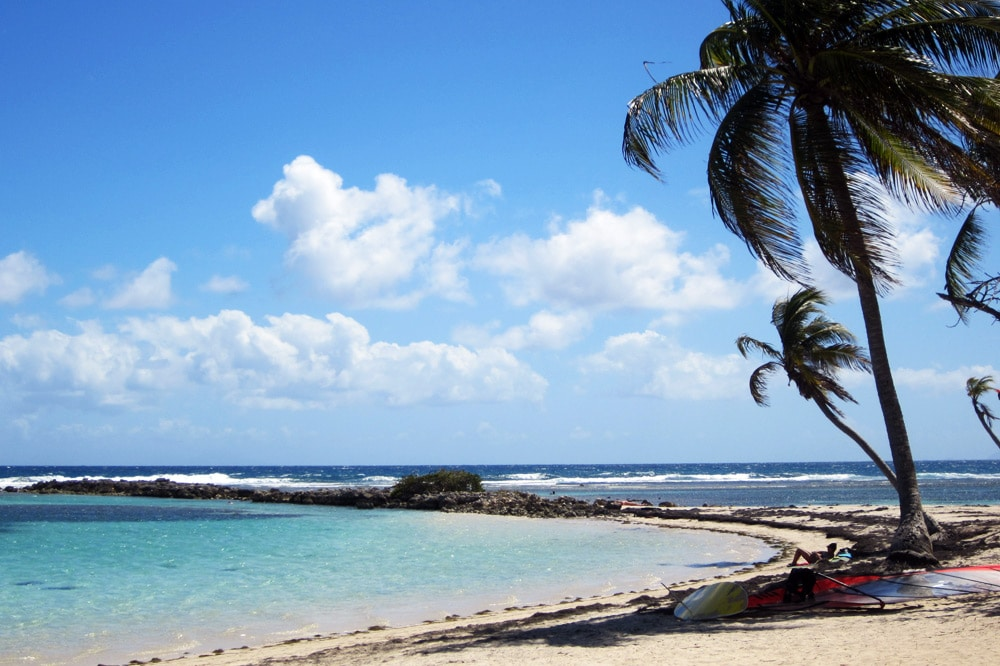 Strand Saint Francois Guadeloupe