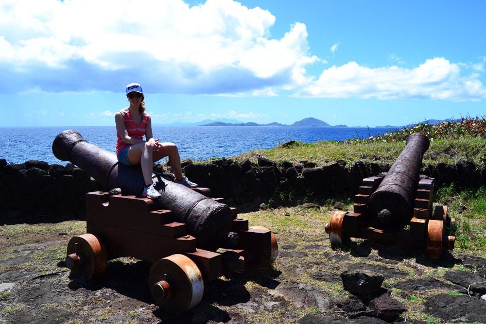 Grande Pointe Wanderung auf Guadeloupe