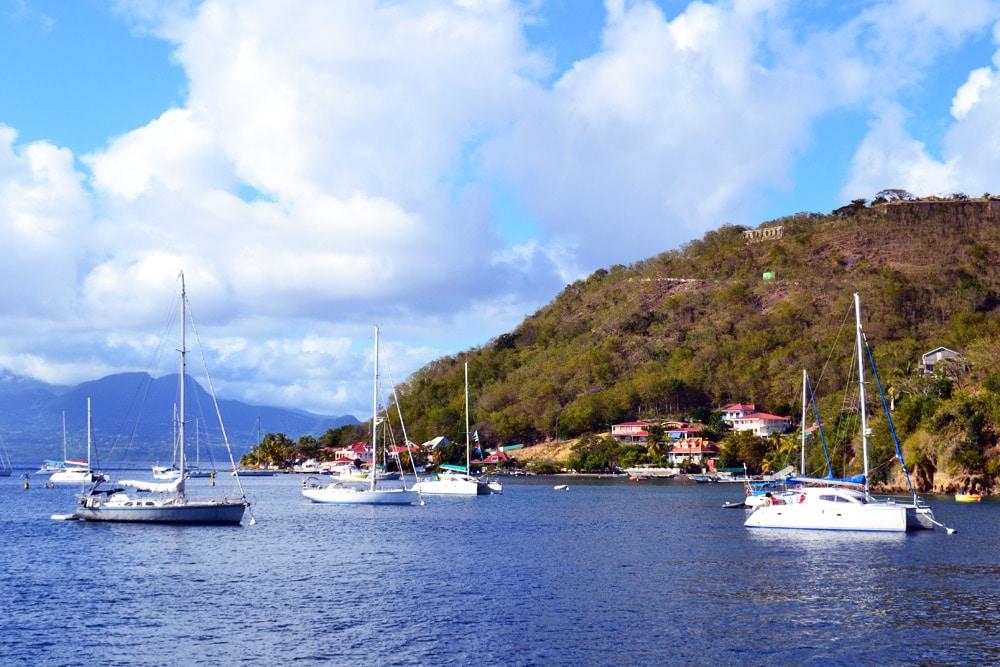 Guadeloupe Les Iles des Saintes