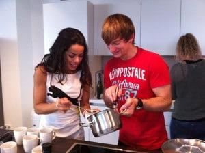 Kochen mit Fernanda Brandao