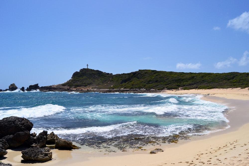 Pointe des Châteaux Guadeloupe