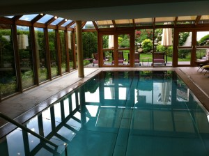 Pool Best Western Hotel Kaiserhof Kitzbühel