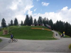 Mountainbiken in Kitzbühel