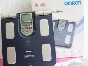 Omron Körperanalysegerät
