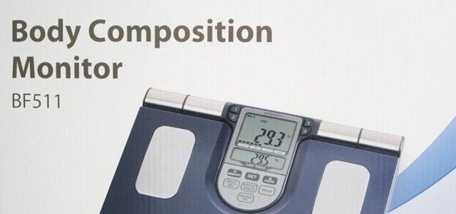 Omron Body Composition Monitor BF 511