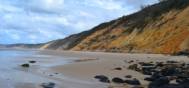 Rainbow Beach Australien Ostküste