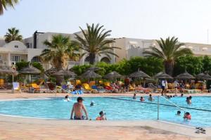 Djerba Miramar Cesar Thalasso Pool