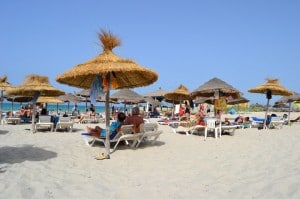 Djerba Hotel Miramar Cesar Thalasso Strand