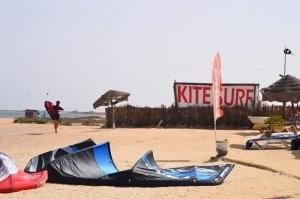 Kitesurfen auf Djerba: Kitesurf Station Djerba