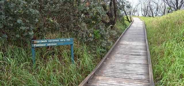 Wanderweg in Australien