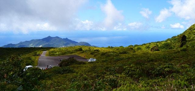 Vulkan auf Guadeloupe