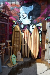 Surf and Skate Festival Köln 2014 Board Workshop