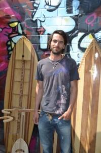 Martin Weiß von Backwood Surf and Skate Festival Köln 2014