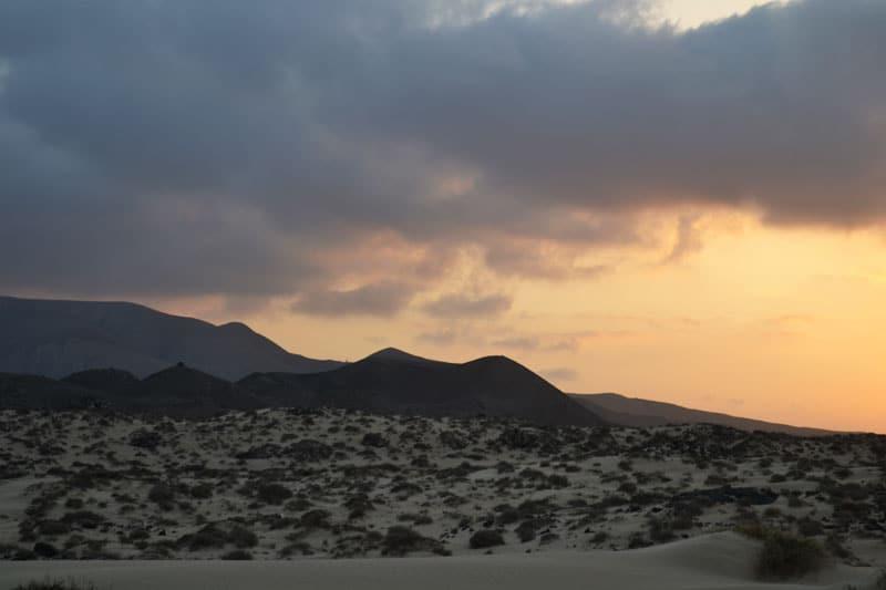 Dünen von Corralejo, Fuerteventura