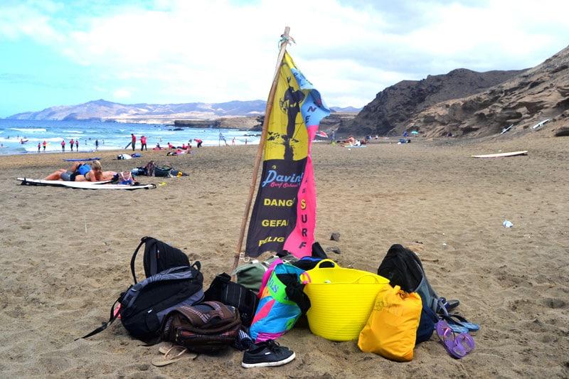 Davinga Surf School auf Fuerteventura
