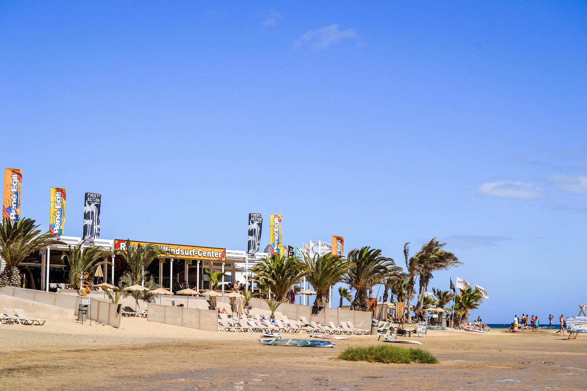 Rene Egli Fuerteventura Kitecenter
