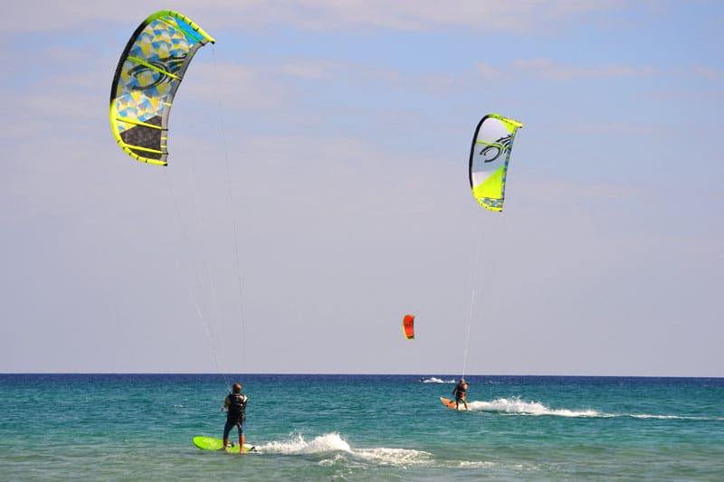 Kitesurfe auf Fuerteventura