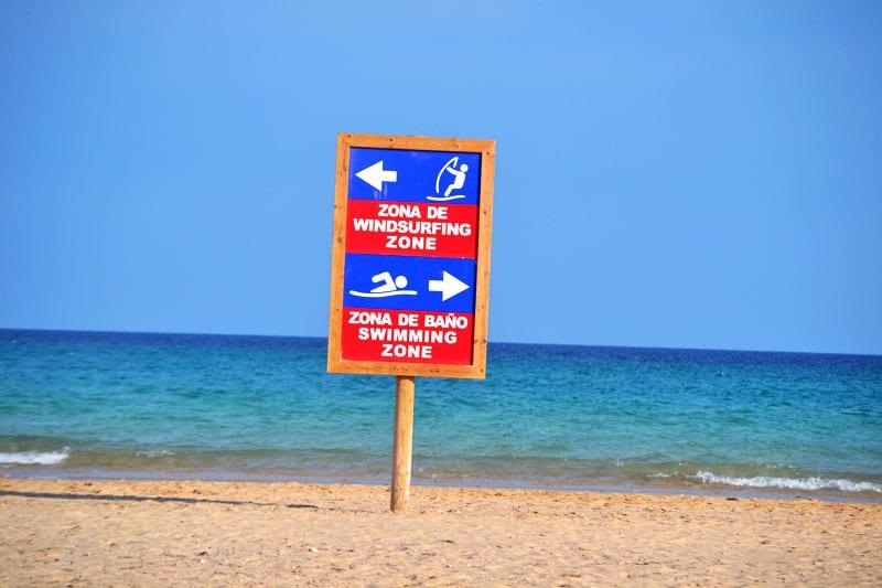 Playa Barca auf Fuerteventura