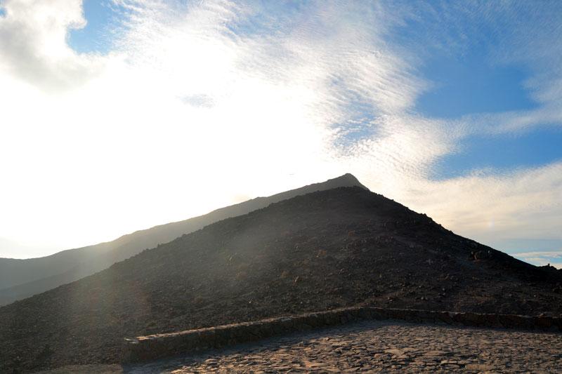 Vulkane im Parque Natural de Jandia Fuerteventura