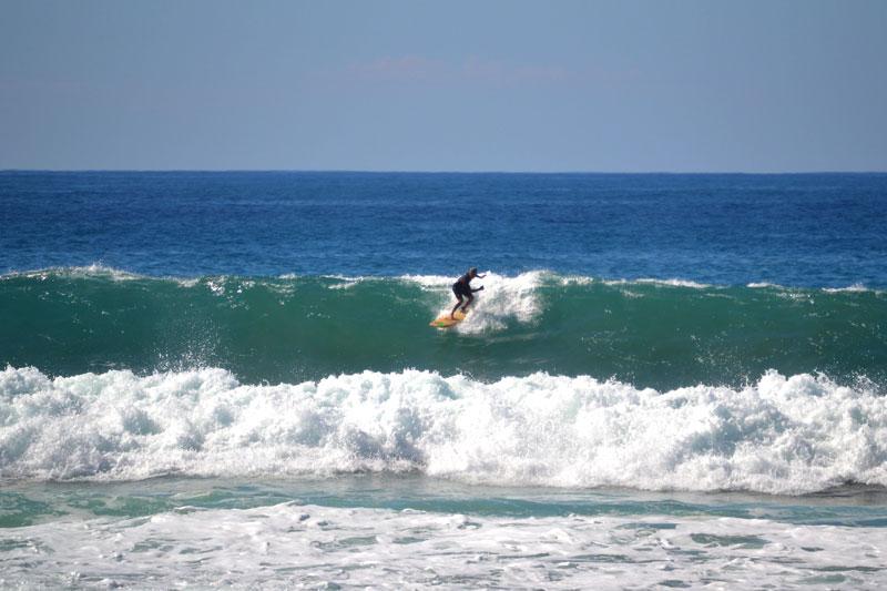 Fuerteventura für Sportler: Wellenreiten