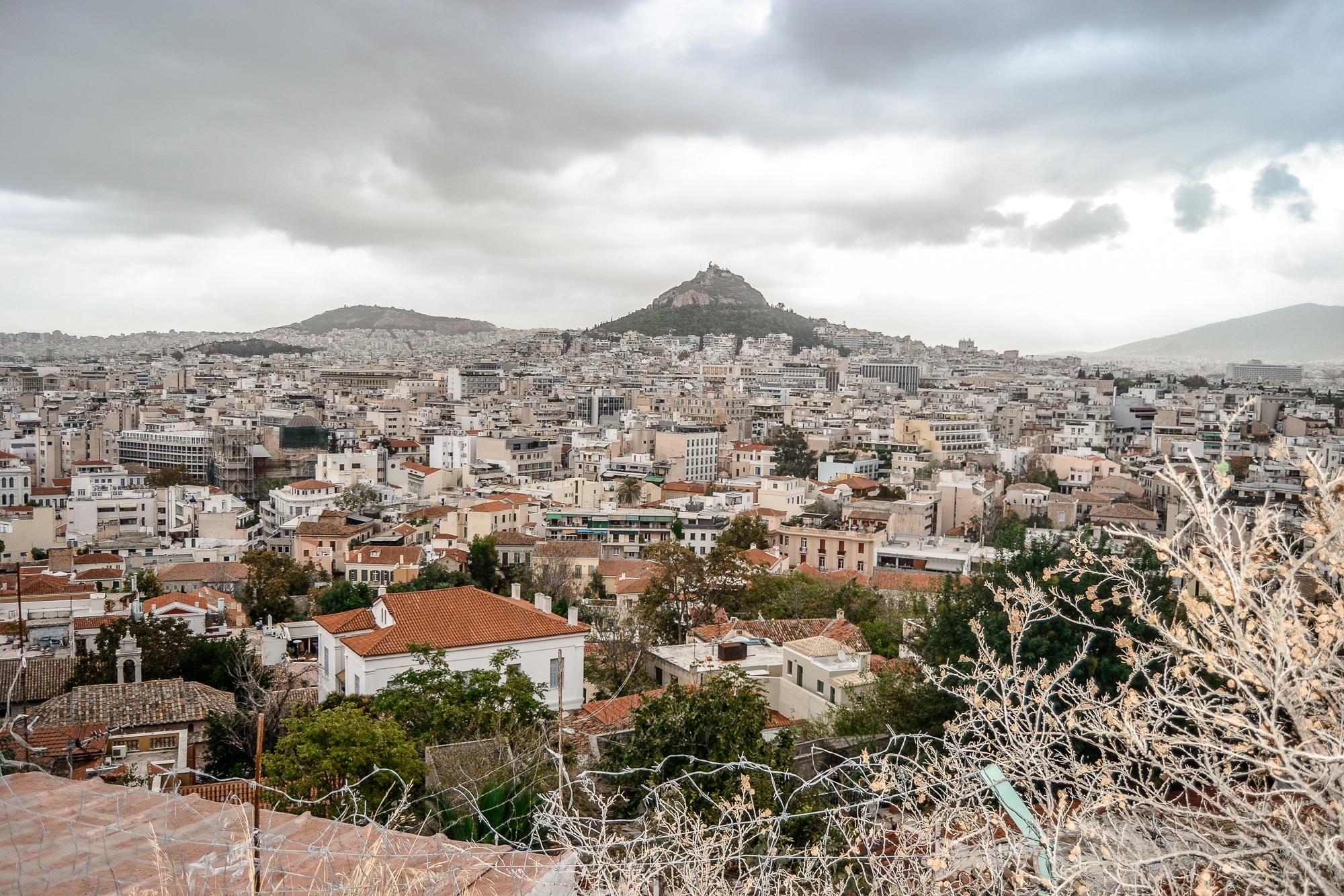Athens treasure hunt in Athen