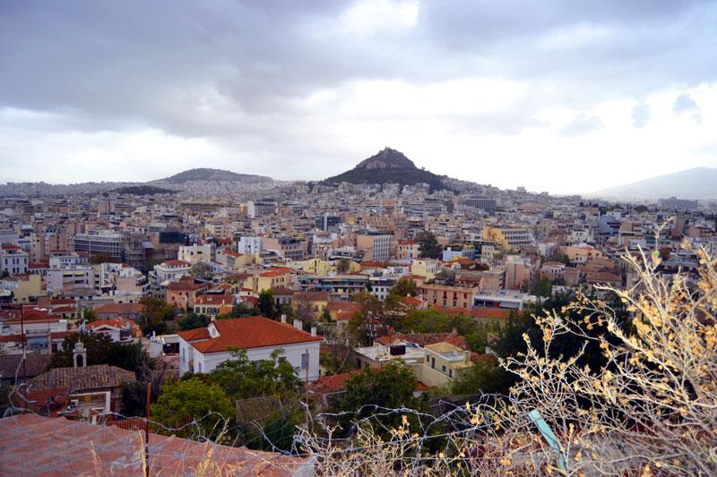 Schatzsuche mit den Athens Insiders in Athen