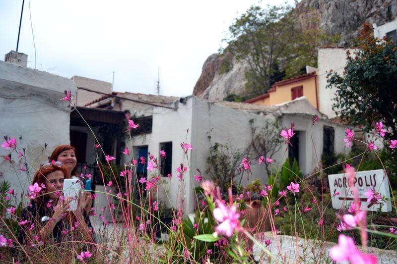 Anafiotika: Schatzsuche mit den Athens Insiders in Athen