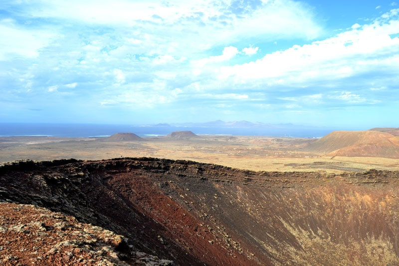 Yoga Friends Fuerteventura: Vulkan El Colorado Fuerteventura Krater