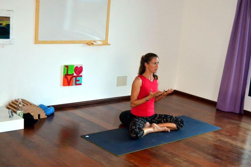 Casa Yoga der Yoga Friends Fuerteventura