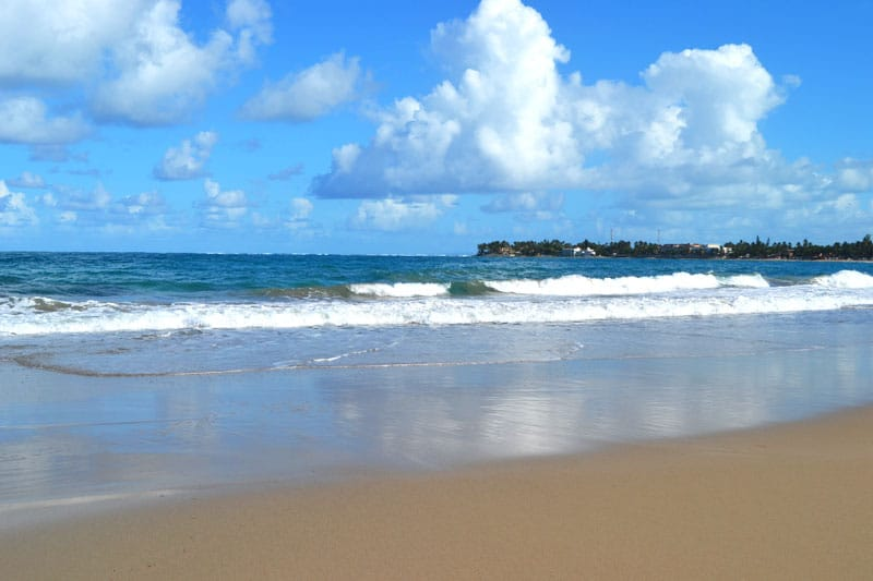 Strand Cabarete Dominikanische Republik