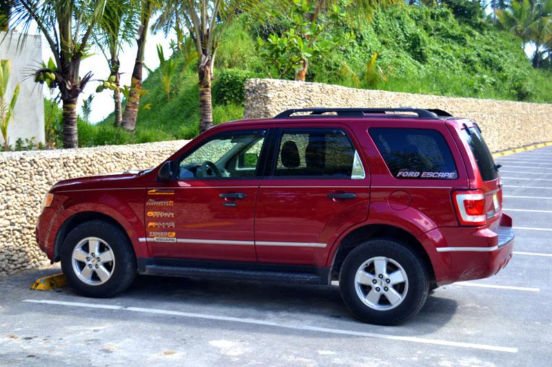 Mietwagen in der Dominikanischen Republik