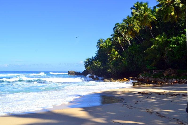 Playa Grande in der Dominikanischen Republik