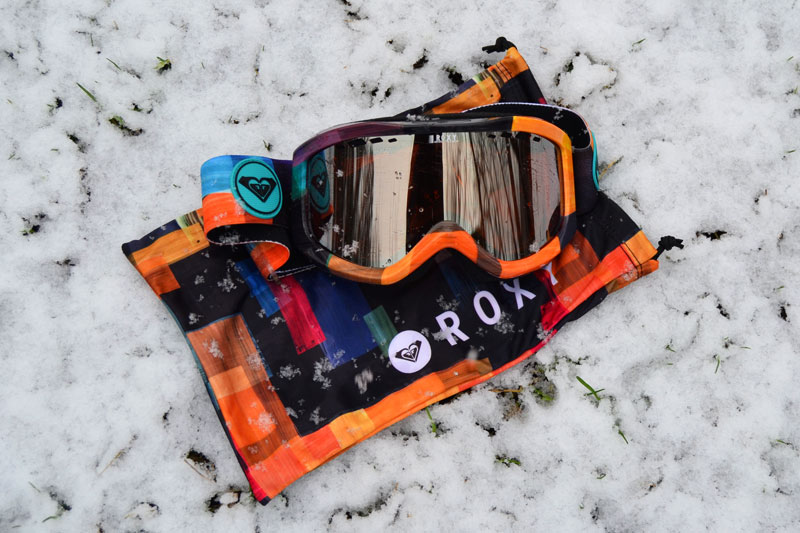 Roxy Sunset Art Skibrille aus dem Sunglasses Shop