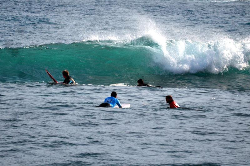 Surfen auf Teneriffa: Atlantic Surf Surfschule Teneriffa