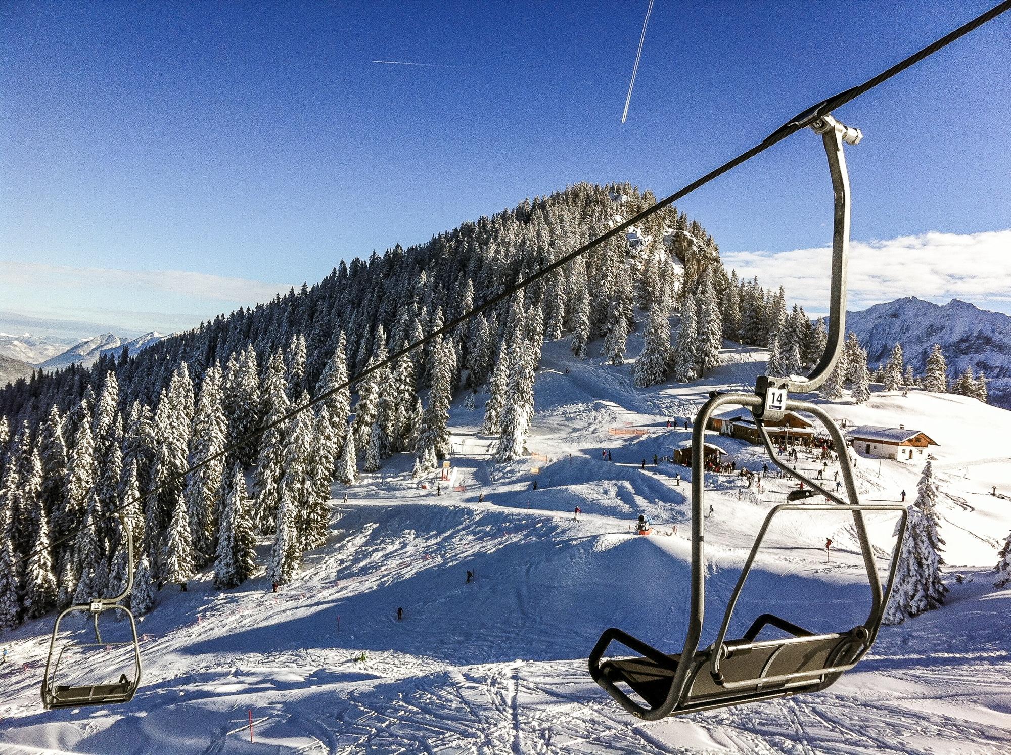 Skifahren und Snowboard in Garmisch Classic