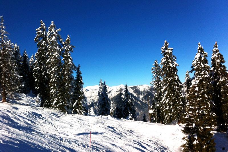 Skigebiet Garmisch Classic Lift